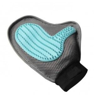 LOGO_Mutneys Dual Sided Grooming Glove