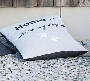 LOGO_Dog Cushion