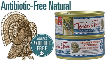 LOGO_Turkey and Brown Rice Recipe Canned Dog Food