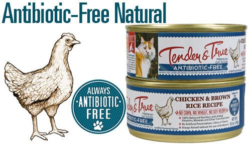 LOGO_Chicken and Brown Rice Canned Cat Food