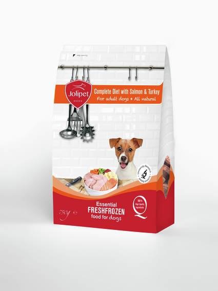 LOGO_NEW Jolipet Adult Dog with Salmon & Turkey