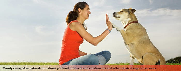 LOGO_Pet condiments specialist (natural · health · delicious)