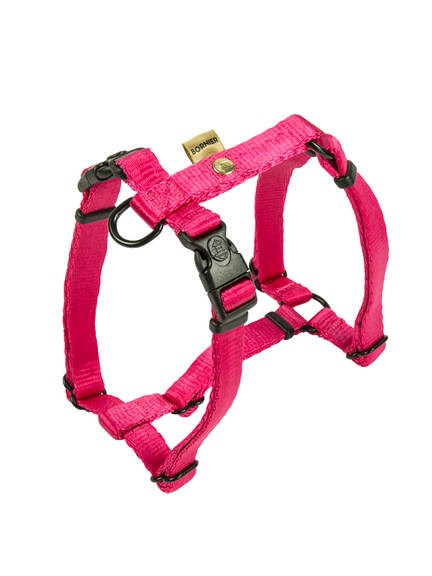 LOGO_Quick Release Buckles H-Harness