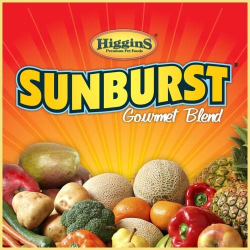 LOGO_SUNBURST GOURMET BLEND