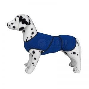 LOGO_ICE-DC02-01 Dark blue Dog Cooling Coat