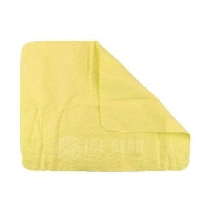 LOGO_ICE-CT01-04 Yellow Small Cooling towel