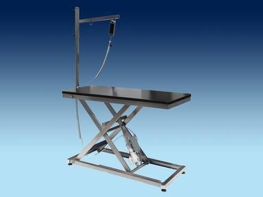 LOGO_Electric Table HD 6150 stainless steel