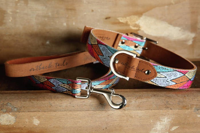 LOGO_Outback Tails Leather Collars and Leashes