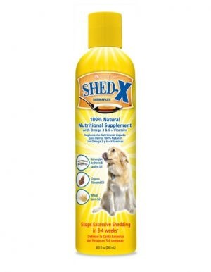 LOGO_SHED-X DERMAPLEX NUTRITIONAL SUPPLEMENT FOR DOGS