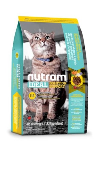 LOGO_I12 Nutram Ideal Solution Support® Weight Control Cat Food
