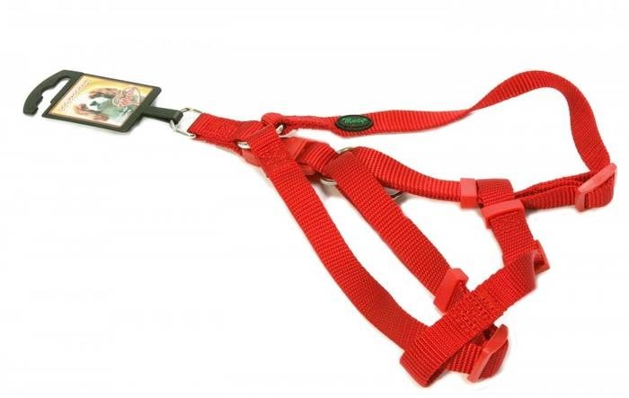 LOGO_MARTY nylon step-in harness