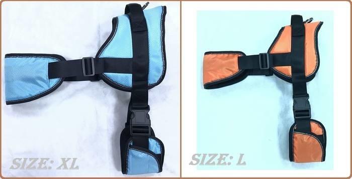 "LOGO_Fashion dog harness with soft fleece vest-Special design""Waterproof~!"""