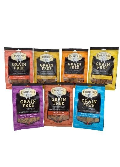 LOGO_Darford Grain Free Premium Oven-Baked Dog Treats