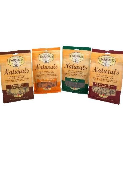 LOGO_Darford Naturals Oven-Baked Dog Treats