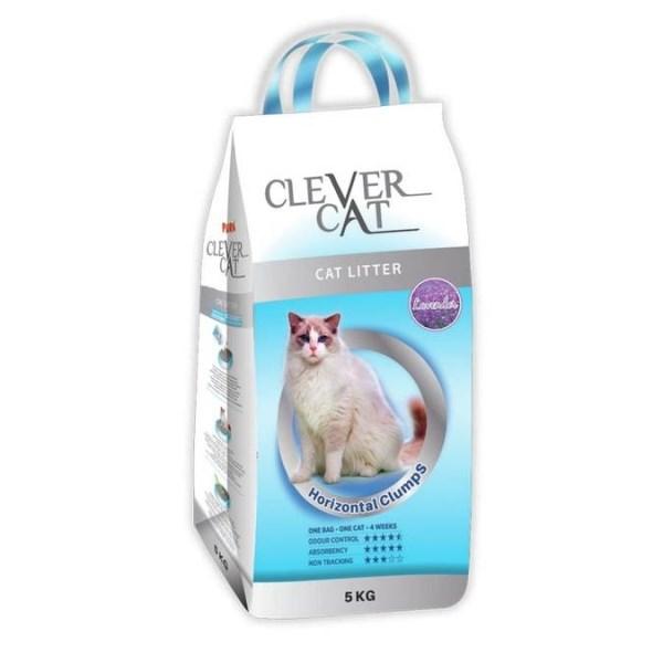 LOGO_CLEVER CAT CLUMPING CAT LITTER