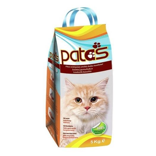 LOGO_PATAS ULTRA CLUMPING CAT LITTER