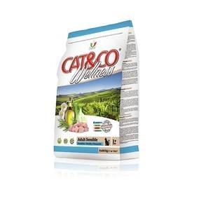 LOGO_Cat&Co - Wellness Adult Sensible Fish and Rice