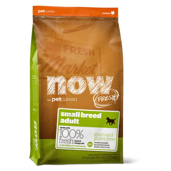 LOGO_NOW FRESH® Grain Free Small Breed Adult Recipe for Dogs
