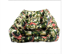 LOGO_Camouflage Dog Bed