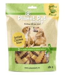 LOGO_New! Planet Pet Society Grilled Chicken Slices