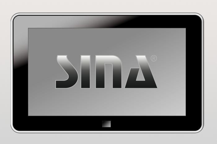 LOGO_SINA Tablet