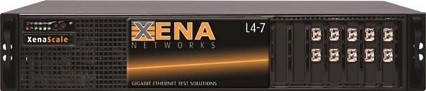 LOGO_Netzwerk Testgeräte von XENA Networks