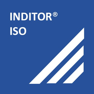 LOGO_NEUE VERSION: INDITOR® ISO