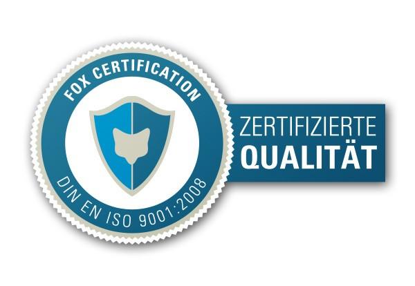 LOGO_Qualitätsmanagement durch eine Zertifizierung nach DIN EN ISO 9001:2015