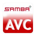 LOGO_SAMBA+ AVC