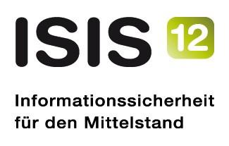 LOGO_ISIS12 - InformationsSIcherheitsmanagementSystem in 12 Schritten