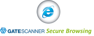LOGO_GateScanner® Secure Browsing