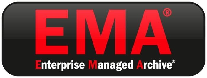 LOGO_EMA® Enterprise Managed Archive®  Legal Live-Archive