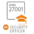 LOGO_Security Officer nach ISO 27001 - Schulung und Zertifizierung