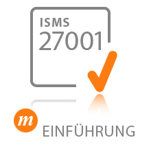 LOGO_ISO 27001-konforme ISMS-Einführung