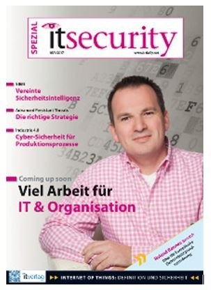 LOGO_it security: Specialist magazine for IT security professionals