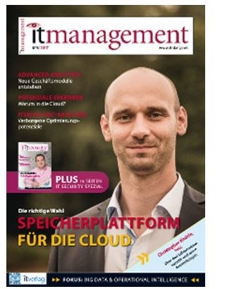 LOGO_it management: Fachmagazin für die Enterprise IT