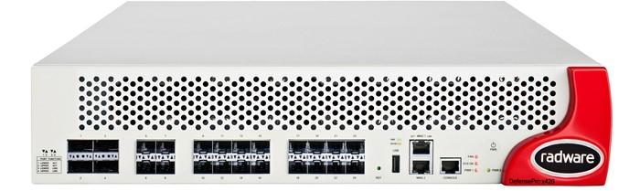LOGO_DefensePro – DDoS Schutz und Attack Mitigation System