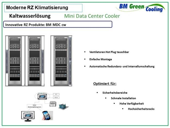 LOGO_BM Green Cooling IT-Klima Einstieg in die Wasserkühlung