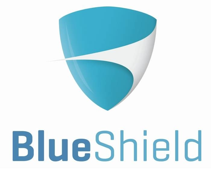 LOGO_Blue Shield Umbrella