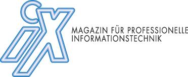 LOGO_iX Magazin für professionelle Informationstechnik