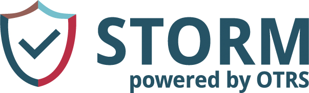 LOGO_STORM powered by OTRS