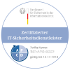 LOGO_Information security management systems (BSI-Grundschutz/ISO 27001)