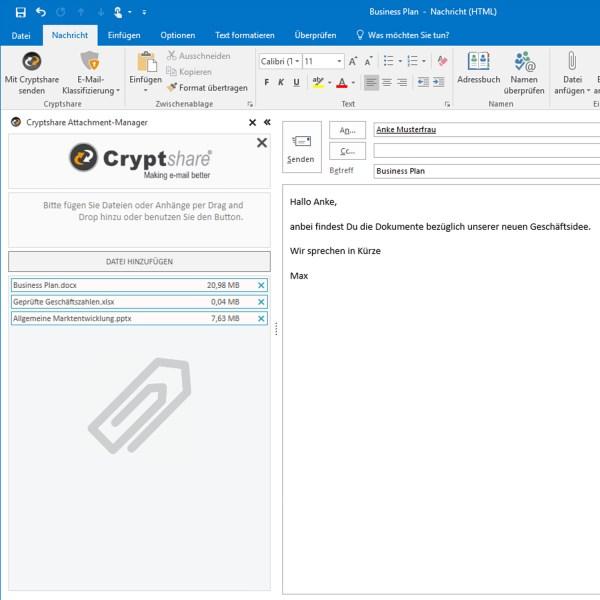 LOGO_Cryptshare E-Mail Schutz-Klassifizierung