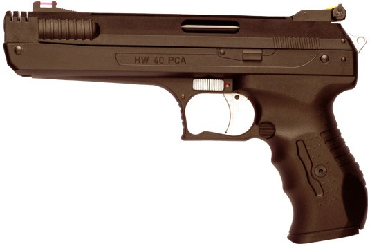 LOGO_Air pistol – HW 40 PCA