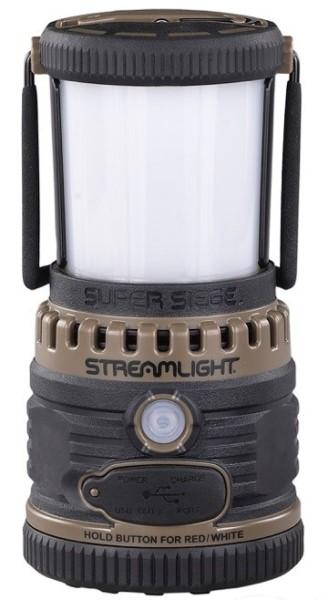 LOGO_SUPER SIEGE® RECHARGEABLE  LED LANTERN