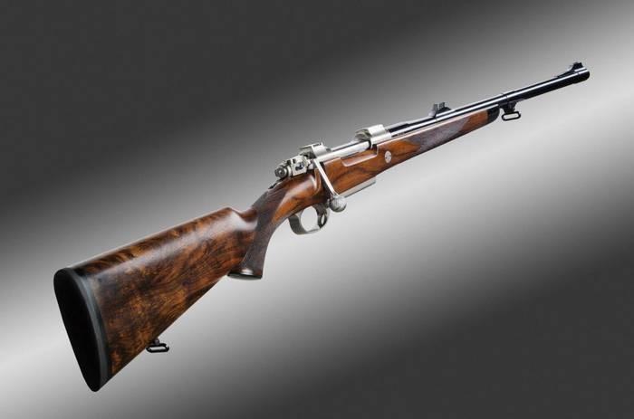 LOGO_Prechtl M98 Jagdwaffen