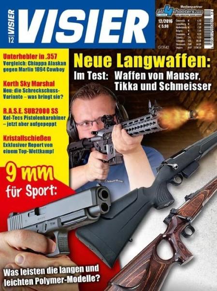 LOGO_VISIER - das internationale Waffen-Magazin