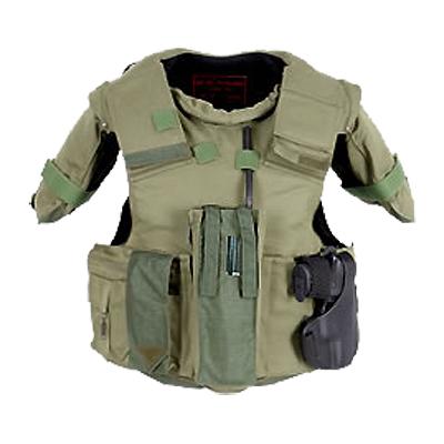 LOGO_Anti riot vest - Type A1