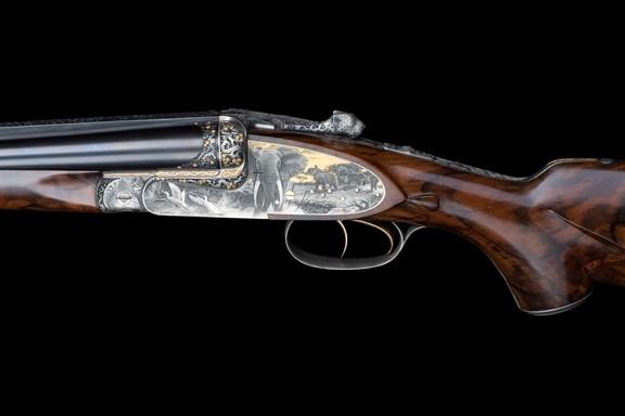 LOGO_Double Barrel Rifle