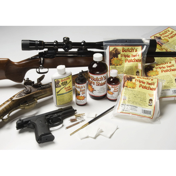 LOGO_Butch's - Benchrest Clean for Every Firearm